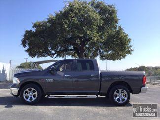 2014 Dodge Ram 1500 Crew Cab Lone Star 3.0L V6 EcoDiesel | American Auto Brokers San Antonio, TX in San Antonio Texas