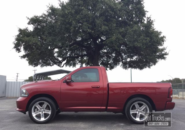 2014 Dodge Ram 1500 Regular Cab R/T 5.7L Hemi V8 | American Auto Brokers San Antonio, TX in San Antonio Texas