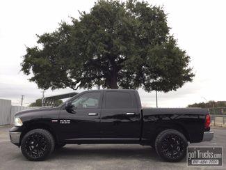 2014 Dodge Ram 1500 Crew Cab Big Horn 5.7L Hemi V8 4X4 | American Auto Brokers San Antonio, TX in San Antonio Texas