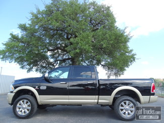 2014 Dodge Ram 2500 Crew Cab Longhorn 6.7L Cummins Turbo Diesel 4X4 in San Antonio Texas