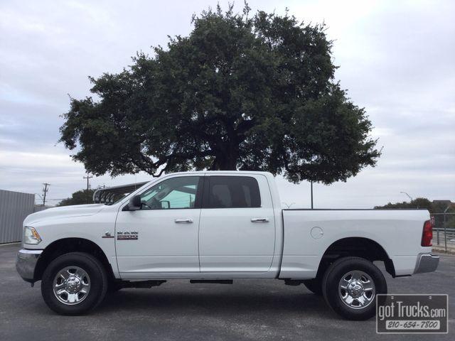 2014 Dodge Ram 2500 Crew Cab SLT 6.7L Cummins Turbo Diesel 4X4 | American Auto Brokers San Antonio, TX in San Antonio Texas