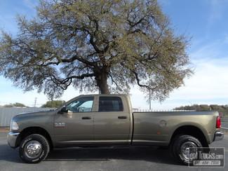 2014 Dodge Ram 3500 DRW Crew Cab Tradesman 6.7L Cummins Turbo Diesel 4X4 in San Antonio Texas