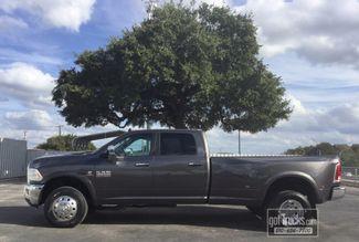 2014 Dodge Ram 3500 DRW Crew Cab Laramie 6.7L Cummins Turbo Diesel 4X4   American Auto Brokers San Antonio, TX in San Antonio Texas