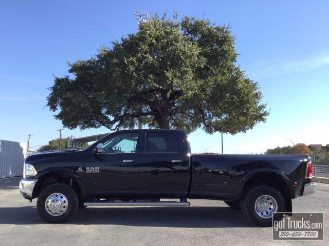 2014 Dodge Ram 3500 Crew Cab Laramie 6.7L Cummins Turbo Diesel 4X4 | American Auto Brokers San Antonio, TX in San Antonio Texas