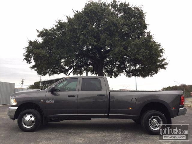 2014 Dodge Ram 3500 Crew Cab Tradesman 6.7L Cummins Turbo Diesel 4X4 | American Auto Brokers San Antonio, TX in San Antonio Texas