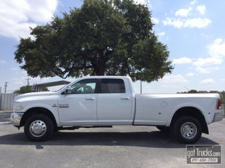 2014 Dodge Ram 3500 in San Antonio Texas