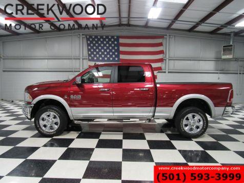 2014 Dodge Ram 3500 SRW 2500 Laramie 4x4 Diesel Chrome Nav 1 Owner  in Searcy, AR