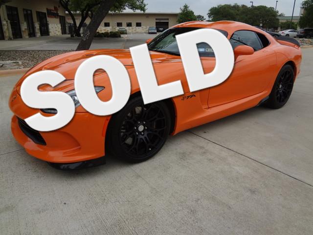 2014 Dodge SRT Viper Austin , Texas 0