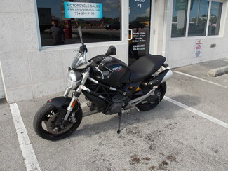 2014 Ducati Monster 696 ABS Dania Beach, Florida 8