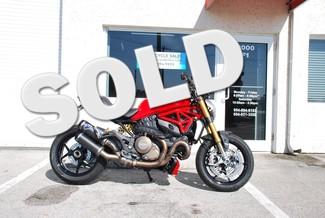 2014 Ducati Monster 1200 Dania Beach, Florida