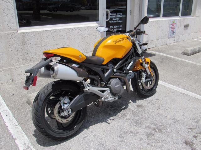 2014 Ducati Monster 696 Dania Beach, Florida 6