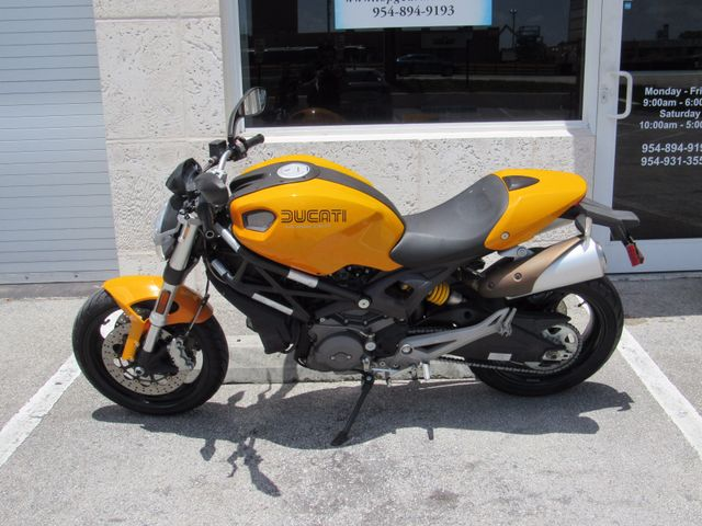 2014 Ducati Monster 696 Dania Beach, Florida 7