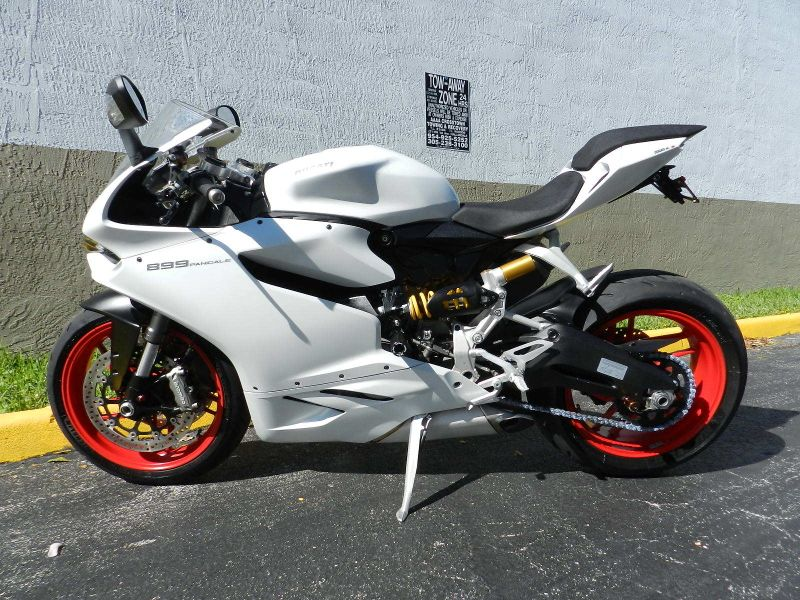 2014 Ducati Panigale 899 EXCELLENT CONDITION  city Florida  MC Cycles  in Hollywood, Florida