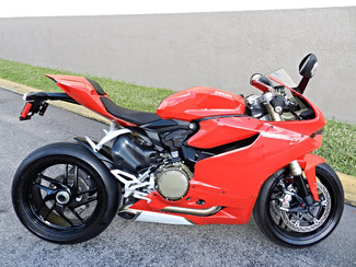 2014 Ducati Panigale ABS in Hollywood, Florida