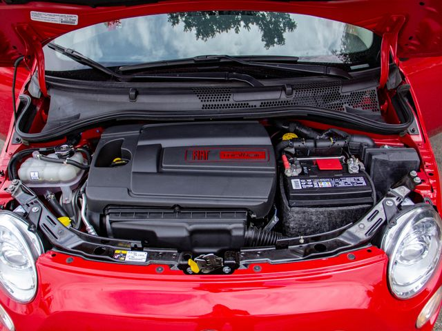 2014 Fiat 500 Pop Burbank, CA 35