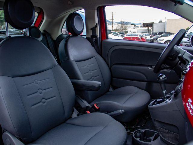 2014 Fiat 500 Pop Burbank, CA 13