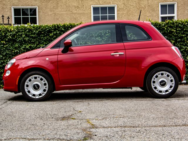 2014 Fiat 500 Pop Burbank, CA 7