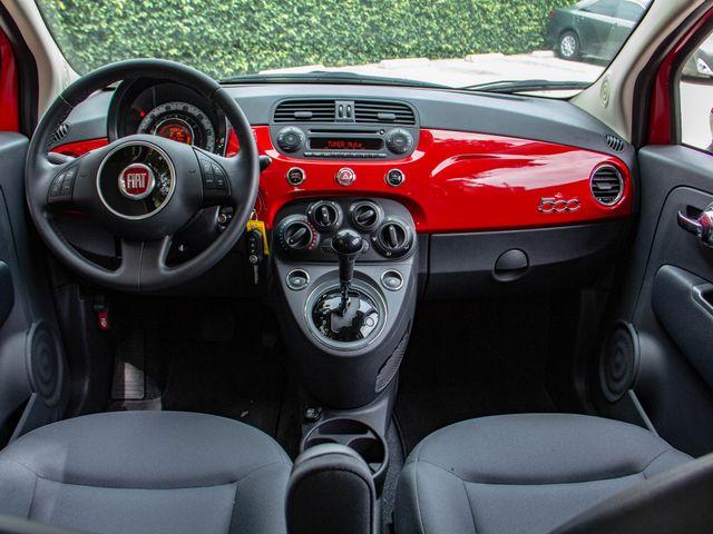 2014 Fiat 500 Pop Burbank, CA 8