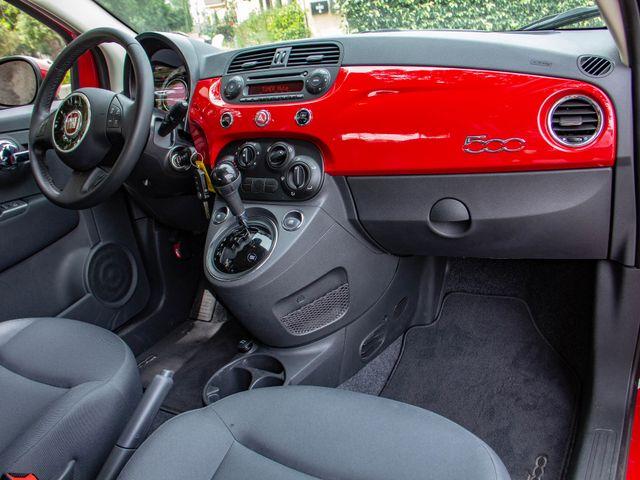 2014 Fiat 500 Pop Burbank, CA 9