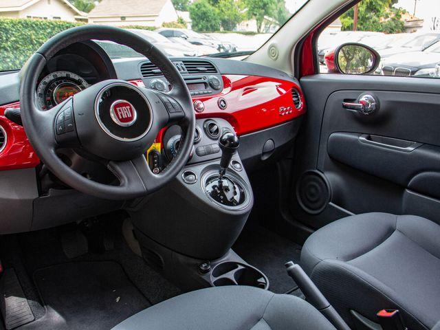 2014 Fiat 500 Pop Burbank, CA 10