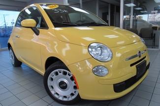 2014 Fiat 500 Pop Chicago, Illinois 2