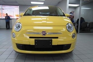 2014 Fiat 500 Pop Chicago, Illinois 1