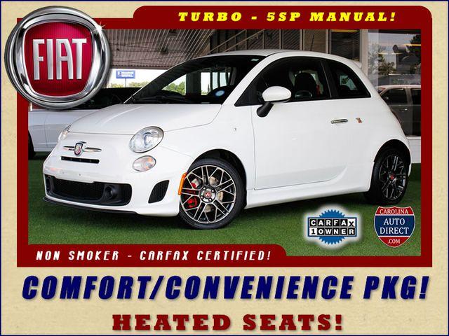 2014 Fiat 500 Abarth - COMFORT/CONVENIENCE PKG! Mooresville , NC 0