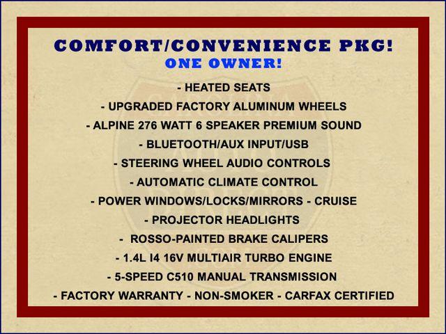 2014 Fiat 500 Abarth - COMFORT/CONVENIENCE PKG! Mooresville , NC 1
