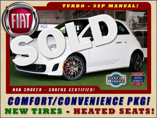 2014 Fiat 500 Abarth - COMFORT PKG - NEW TIRES! Mooresville , NC 0