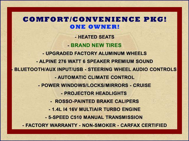 2014 Fiat 500 Abarth - COMFORT PKG - NEW TIRES! Mooresville , NC 1