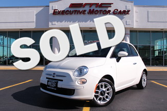 2014 Fiat 500c in Grayslake,, Illinois