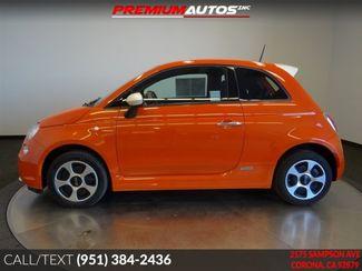 2014 Fiat 500e - CARPOOL STICKER - NAVIGATION  | Corona, CA | Premium Autos Inc. in Corona CA