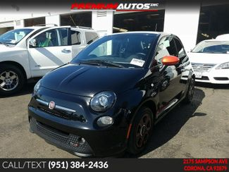 2014 Fiat 500e - ESPORT PKG - FACTORY WARRANTY  | Corona, CA | Premium Autos Inc. in Corona CA