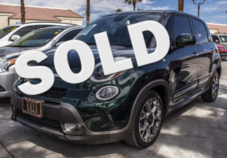 2014 Fiat 500L in Coachella Valley, California