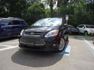 2014 Ford C-Max Energi SEL. NAVIGATION. LEATHER SEFFNER, Florida 4