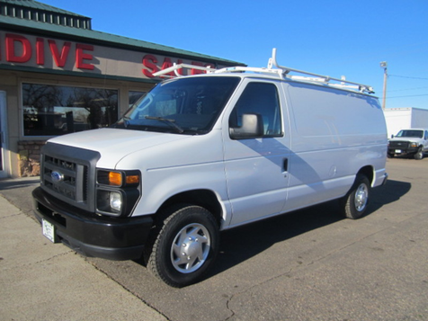 2014 Ford E-Series Cargo Van Commercial in Glendive, MT