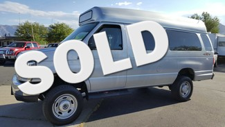 2014 Ford E-Series Cargo Van Recreational Ogden, Utah