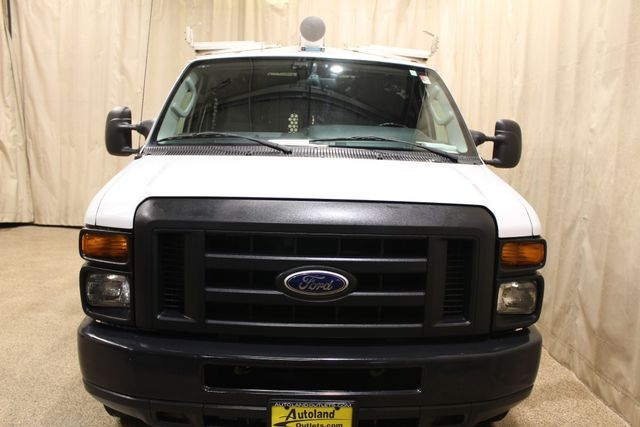 2014 Ford E-Series Cargo Van Commercial Roscoe, Illinois 3