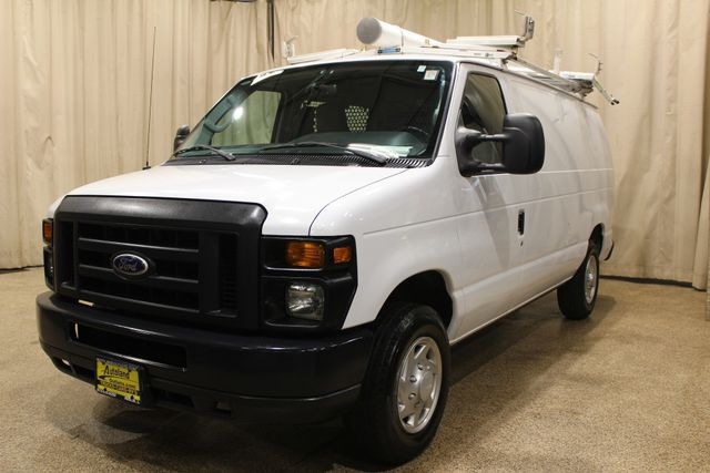 2014 Ford E-Series Cargo Van Commercial Roscoe, Illinois 2