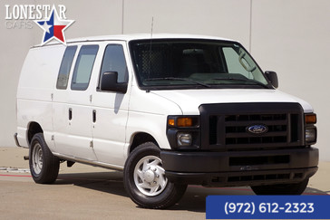2014 Ford Cargo Van E250 Van One Owner  Econoline Hail Sale in Plano