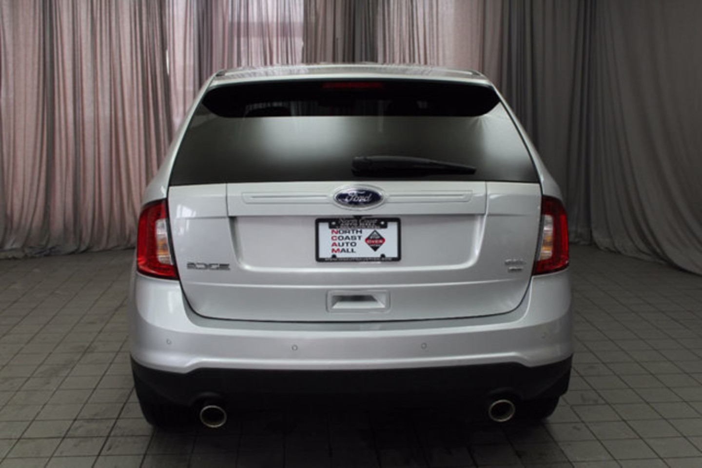 2014 ford edge sel city oh north coast auto mall of akron. Black Bedroom Furniture Sets. Home Design Ideas