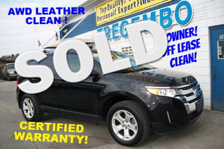 2014 Ford Edge AWD SEL Leather Bentleyville, Pennsylvania