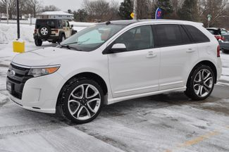 2014 Ford Edge Sport Bettendorf, Iowa 21