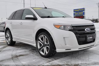 2014 Ford Edge Sport Bettendorf, Iowa 2