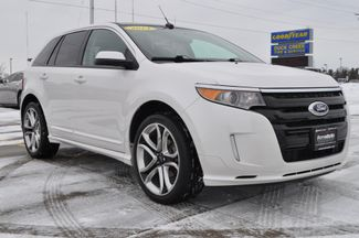 2014 Ford Edge Sport Bettendorf, Iowa 41