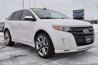 2014 Ford Edge Sport Bettendorf, Iowa 42