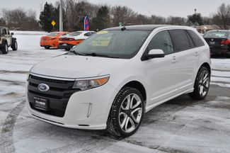 2014 Ford Edge Sport Bettendorf, Iowa 65