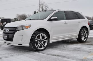 2014 Ford Edge Sport Bettendorf, Iowa 70