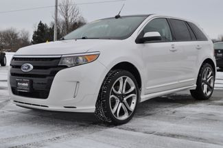 2014 Ford Edge Sport Bettendorf, Iowa 67