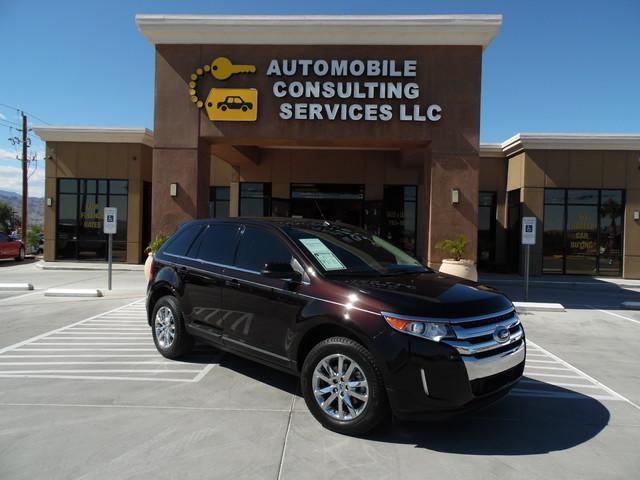2014 Ford Edge Limited Bullhead City, Arizona 0